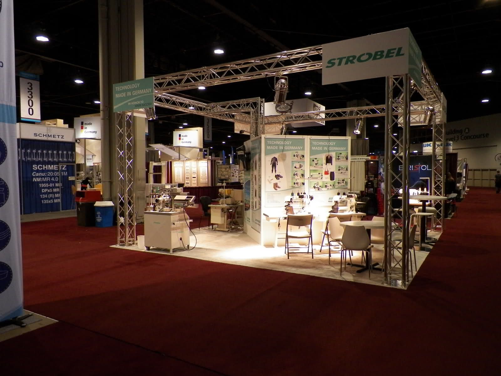 Exhibition Booth Uk : Gallery stage design build in essex concepts