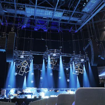 Stage Truss Lighting Truss