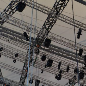 Stage Lighting Rig