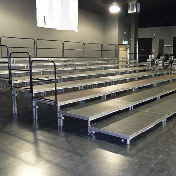 Tiered Stage