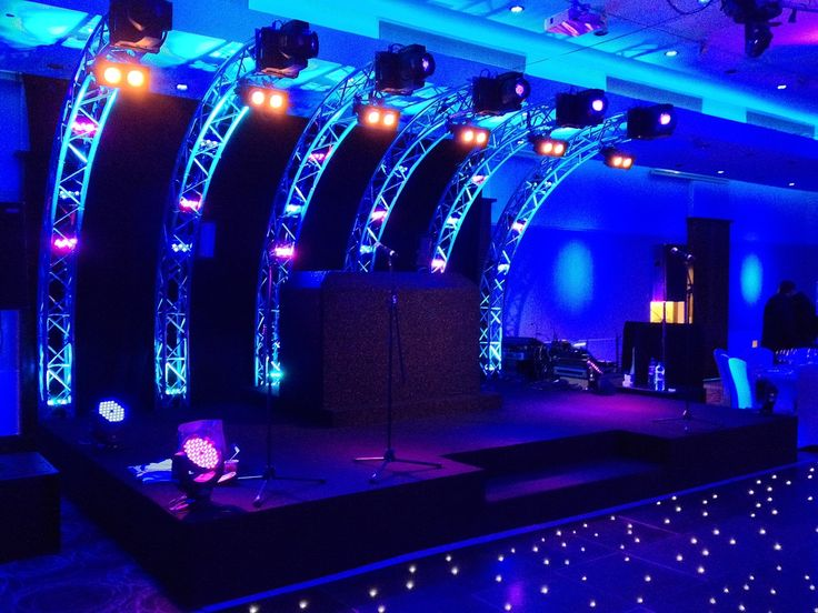 Trussing For Djs Events Stage Design Stage Concepts