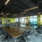 Staging supplied to Aviva Digital Garage