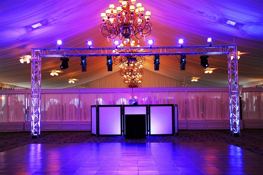 Large Truss Dj Lighting Bar