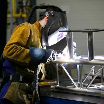 UK Truss Welding