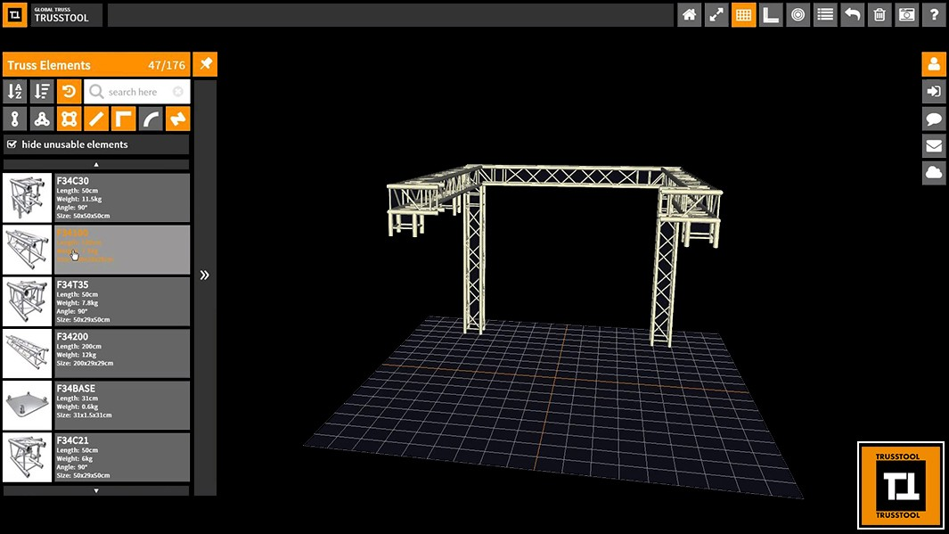 Stage Truss Design Software