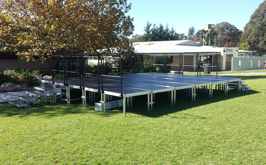 Alustage 6m x 5m Outdoor Stage