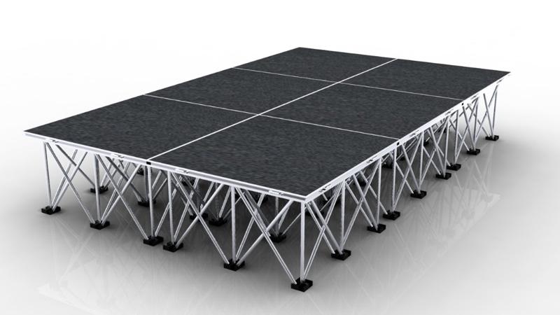 Alustage Lightweight Stage Deck System