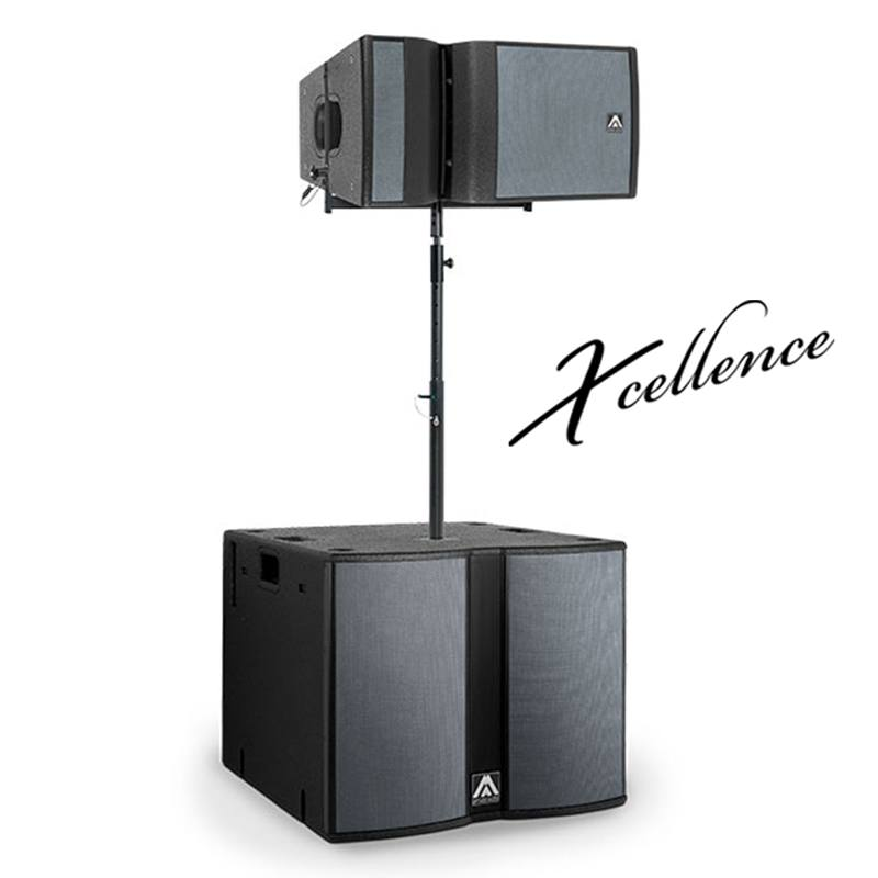 Amate Audio Xcellence X12CLA & X18T