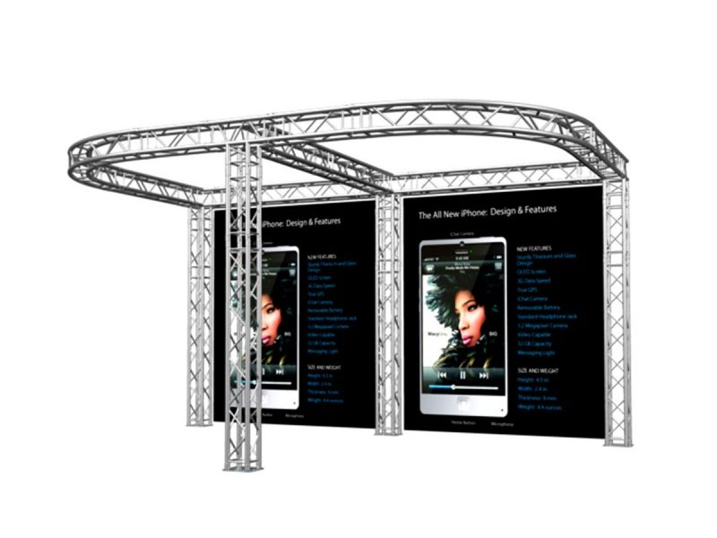 Exhibition Stand Truss : Exhibition stands truss stand design stage concepts
