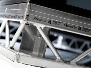 LiteDeck Stage Deck by Prolyte