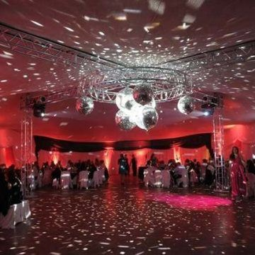 Wedding Truss Dancefloor